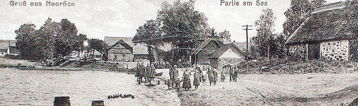 Stara Szkoła w Harszu (Mazury)