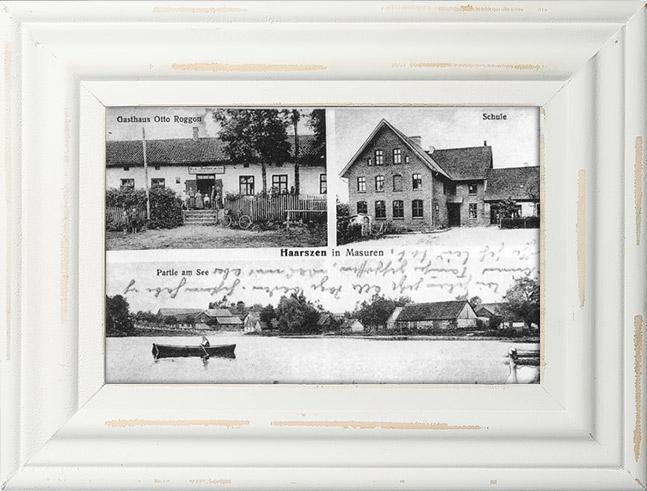 Stara Szkoła w Harszu Mazury