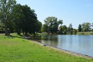 Stara Szkoła - Jezioro Harsz