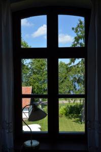 Stara Szkoła - Okno