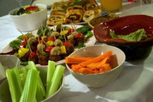 Stara Szkoła - Jedzenie